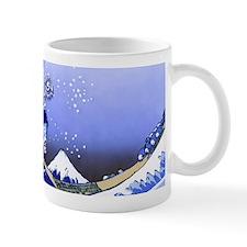 Monogram D Surf's Up! Mugs