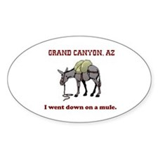 Cool Mules Decal