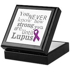 You Never know,Lupus Keepsake Box