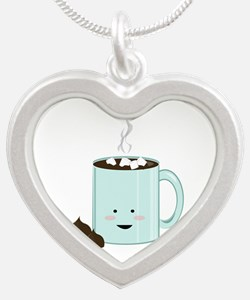 Hot Chocolate Necklaces