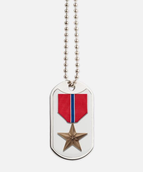 Bronze Star Dog Tags