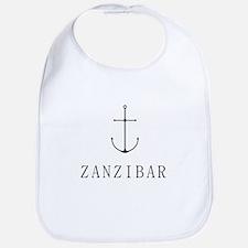 Zanzibar Sailing Anchor Bib