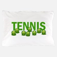 Tennis (e) Pillow Case