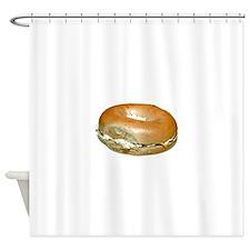 bagelandcreamcheese Shower Curtain