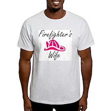 Cute Firefighter wife T-Shirt