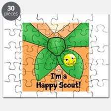 Happy Scout Puzzle
