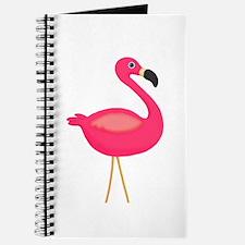 Pink Flamingo Pale Wing Journal