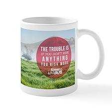 If You Dont Risk Hawaii's Big Island Mug Mugs