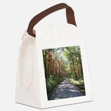 take a backroad Canvas Lunch Bag
