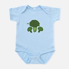 Broccoli Bunch Body Suit