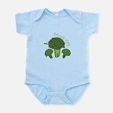 Broccoli King Body Suit