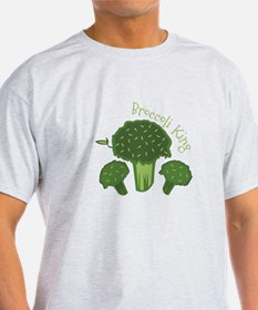 Broccoli King T-Shirt