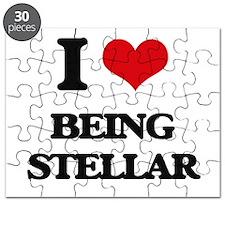 I love Being Stellar Puzzle