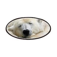 Polar bear 003 Patches