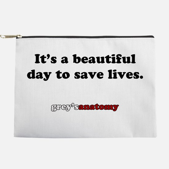 It's a beautiful day Makeup Pouch