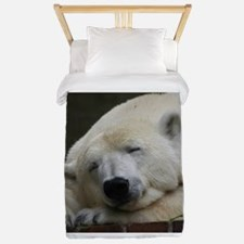 Polar bear 011 Twin Duvet