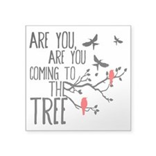 Hanging Tree Sticker