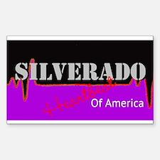 Silverado Decal