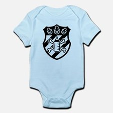Baby Coat of Arms Body Suit