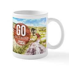 Go Outside Hawaii's Big Island Mug Mugs