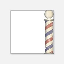 Barber Pole Sticker