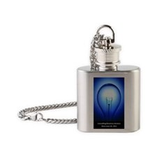Harvey & Lents Jewelry Flask Necklace