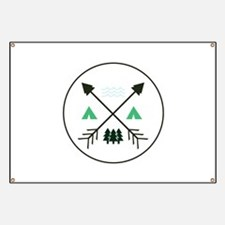 Camping Patch Banner