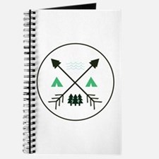 Camping Patch Journal