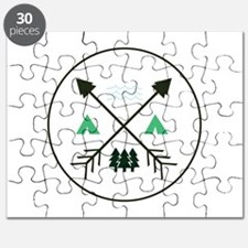 Camping Patch Puzzle