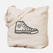 Chucks Tote Bag