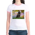 Garden / Newfoundland Jr. Ringer T-Shirt