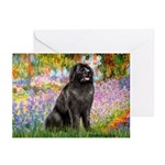 Garden / Newfoundland Greeting Cards (Pk of 10)