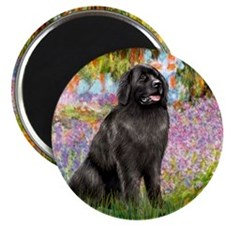 "Garden / Newfoundland 2.25"" Magnet (10 pack)"