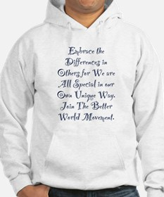 Embrace the Differences Hoodie