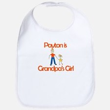 Payton is Grandpa's Girl Bib