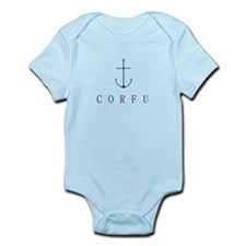 Corfu Sailing Anchor Body Suit