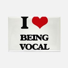 I love Being Vocal Magnets