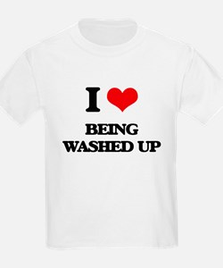 I love Being Washed-Up T-Shirt