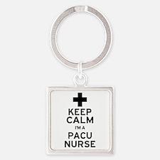 Keep Calm PACU Nurse Keychains