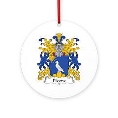Picone Ornament (Round)
