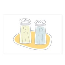 Salt And Pepper Postcards (Package of 8)