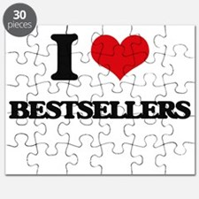 I Love Bestsellers Puzzle