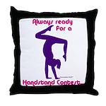 Gymnastics Pillow - Handstand