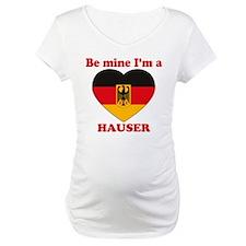 Hauser, Valentine's Day Shirt