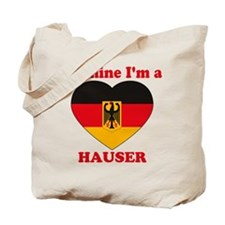 Hauser, Valentine's Day Tote Bag