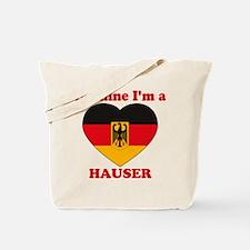 Hauser, Valentine's Day Tote Bag