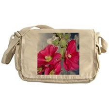 Last Summer Bloom Messenger Bag
