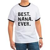 Best nana Ringer T