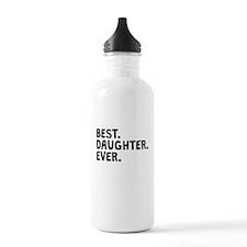 Best Daughter Ever Water Bottle