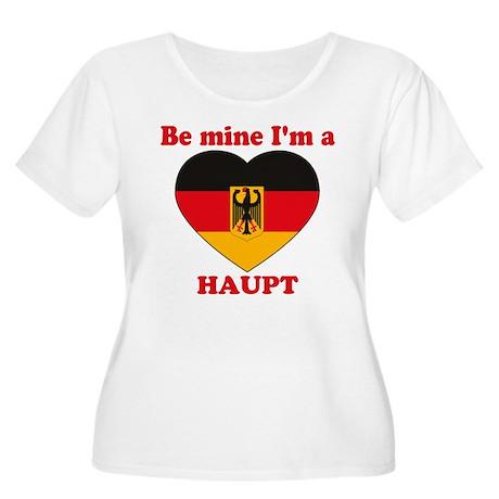 Haupt, Valentine's Day Women's Plus Size Scoop Nec